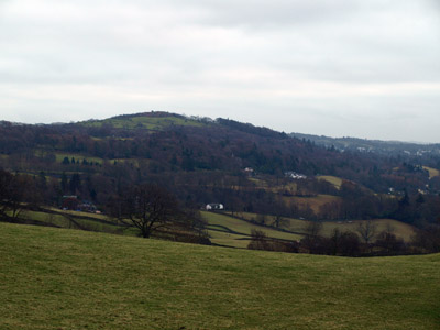 Orrest Head from Castle Syke